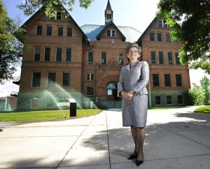 Cruzado focused on efficiency, unity at MSU