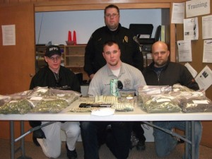 Billings men caught with 7 pounds of marijuana, other drugs