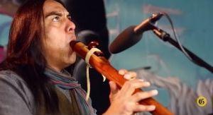 Studio Enjoy: ETHEL and Robert Mirabal peform 'Chant'
