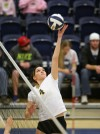 Williams guides Yellowjackets to sweep of Simon Fraser