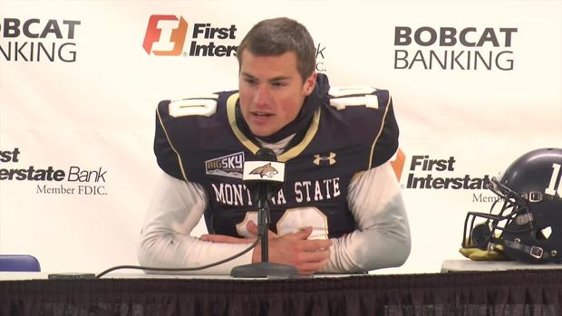 Cat-Griz '14: Confidence cuts both ways for Bleskin, Bobcats