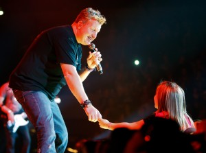 Feature photos: Rascal Flatts and the Band Perry
