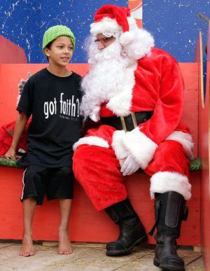 Lockwood Santa