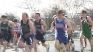 Hecker helping lead talented Big Timber boys track team