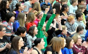 SD2 increases its graduation rate but still trails state average