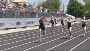 Yates wins shot, Roginske runs state-best 100 at Southern B
