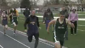 Central dominates at boys' Eastern A divisional meet