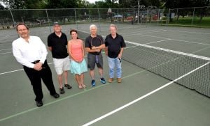 Fundraiser combines craft beer, live music and tennis