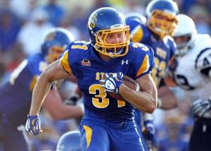 A closer look at South Dakota State RB Zach Zenner