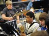 Senior High bands perform for jazz dance Friday