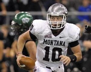 Intangibles adding up for Johnson, Griz offense