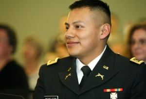 ROTC commissions 3 officers in Friday ceremony