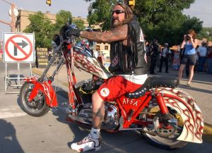 Hells Angels roll into Cody for weeklong 'run'