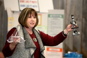 Workshop shares tips on getting ready for science expo
