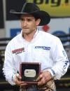 Joao Ricardo Vieira wins PBR event