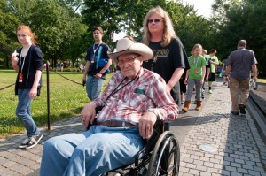 WWII veterans visit D.C. on 4th Big Sky Honor Flight