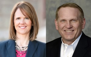 Bucy, Fox compare experience in attorney general race