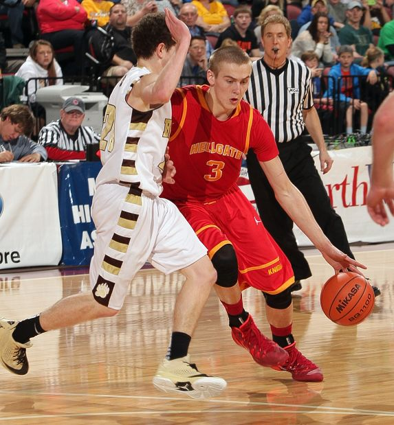 Hellgate's Tinkle already making noise on summer hoops circuit