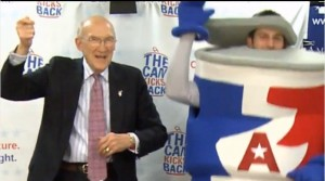 Sen. Alan Simpson goes viral in Gangnam Style video decrying national debt