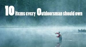 10 essential items for Montana outdoors persons