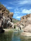 You don't have to be Spider-Man to go canyoneering