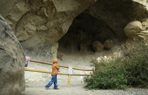 Saturday events at Pictograph Caves, Four Dances mark Archaeology Month