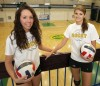 Senior grads Bates, Welborn keep piling up kills, wins at Rocky