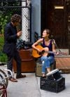 "Ruffalo, Knightley in ""Begin Again"""