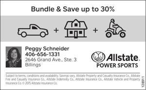 Allstate Insurance - Peggy Schneider