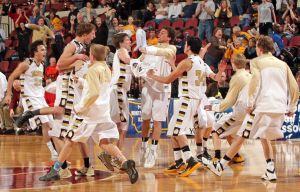 Bruins overcome Tinkle, Hellgate to win AA title