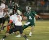 Central quarterback Ryan Burke