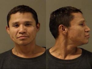 Stolen truck pursuit ends in arrest