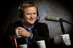 Aaron Flint, host, Voices of Montana radio program