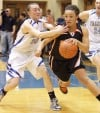 Senior girls hang on to beat Skyview in State AA playoff