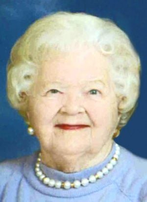 Joan Louise McClelland Bateman
