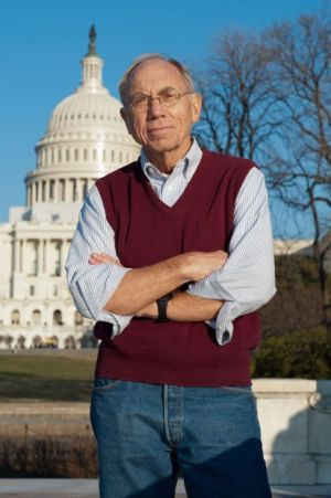Senate Democratic candidate criticizes Enzi's 'penny plan'