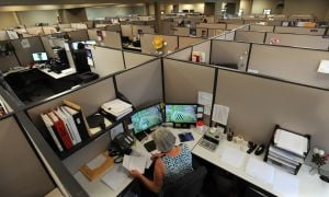 Billings Clinic's 105 patient financial services employees have a new home downtown