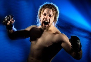 Peters a rising star in MMA world