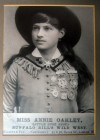 Annie Oakley portrait