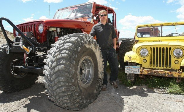 Homemade Jeep Tops Colstrip Man's Homemade Jeep