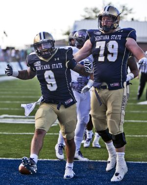 Flotkoetter has big day as Bobcats stave off Central Arkansas