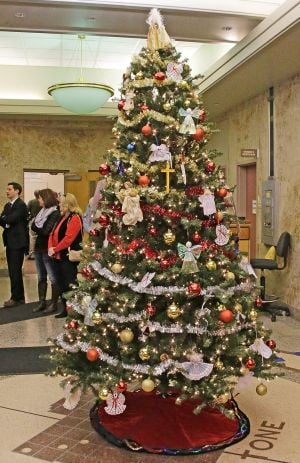 No new names on Angel Tree for DUI deaths in 2014