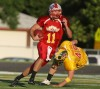 Quarterback Tanner Roderick from Bozeman