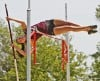 State A track: Sidney girls keep title streak alive in pole vault