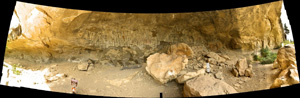 Panorama: Pictograph Cave