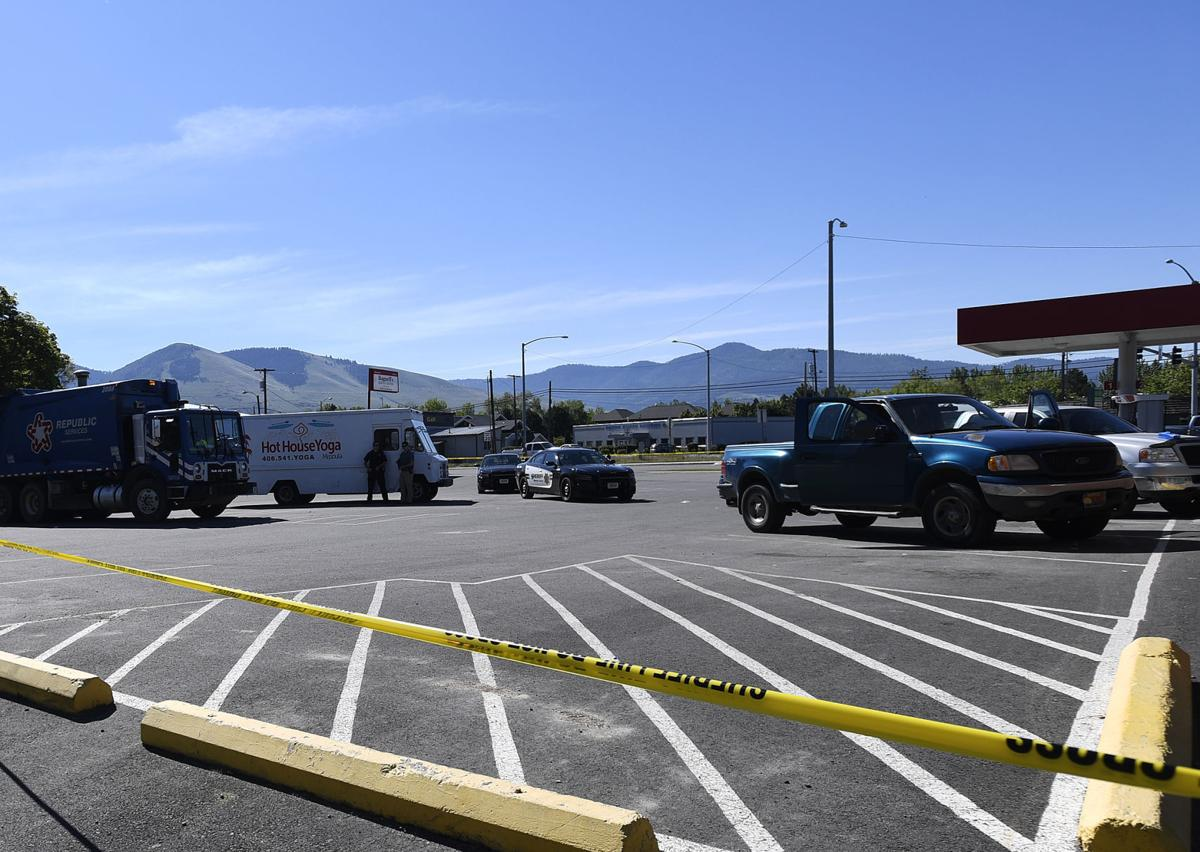 Shooting At Missoula Gas Station Sends One Person To