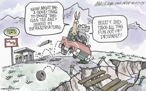 Gazette opinion: Congress must refuel highway fund fast
