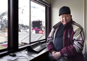 Griz scoreboard operator to retire after 38 years