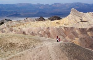 Death Valley in spring: Beautiful and not that hot