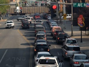 Gazette opinion: Do something about the rail traffic and our traffic